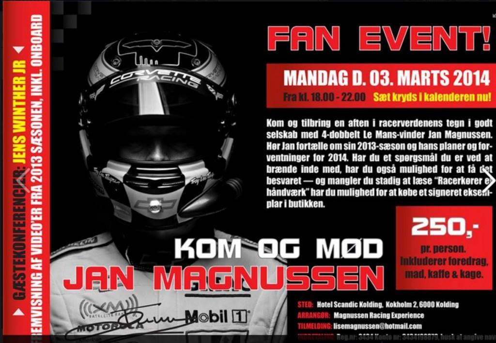Jan Magnussen foredrag 2014 marts