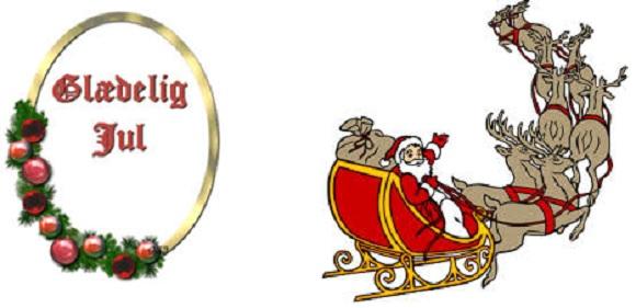 Glædelig jul 2015