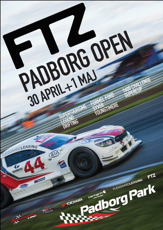 2016 FTZ Padborg Open - Plakat